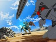 1_three_Zoid_battle